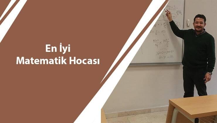 En İyi Matematik Hocası Mustafa Hoca