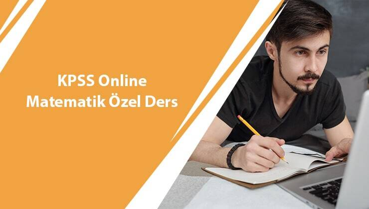 KPSS Online Matematik Özel Ders