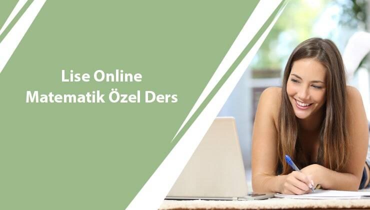 Lise Online Matematik Özel Ders