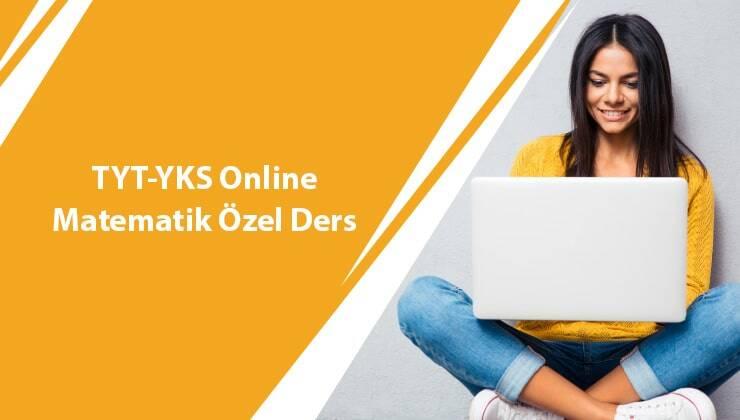 Online TYT YKS Matematik Özel Ders