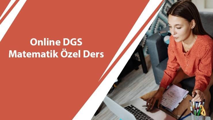 Online DGS Matematik Özel Ders
